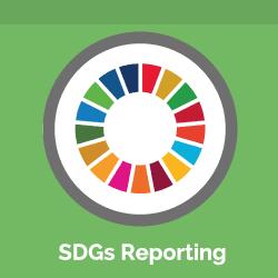 Icon for cii SDGs Reporting Module