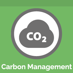 Carbon Management Icon